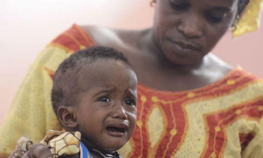 Die Dürreperioden werden in Afrika immer länger, die Auswirkungen auf die Ernährungssituation sind noch nicht absehbar