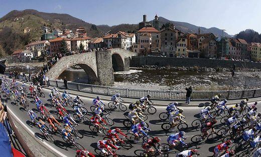 Frühjahrsklassiker Mailand-San Remo abgesagt