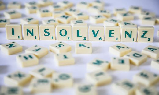 Sujet Insolvenz insolvent Pleite September 2018