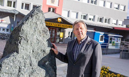 Bürgermeister Erich Kessler
