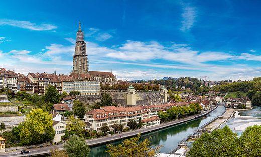 In Bern wird Gemütlichkeit großgeschrieben