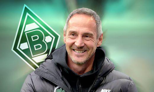 Adi Hütter wird Trainer von Mönchengladbach