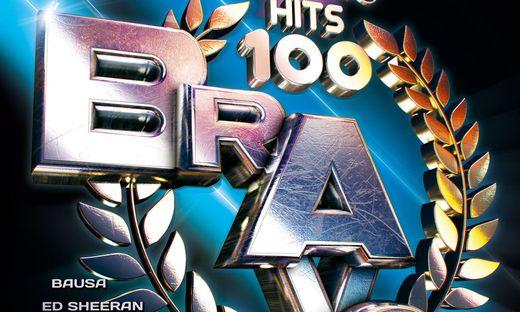 100 Mal BRAVO Hits - Die erfolgreichste Hit-Compilation feiert Jubiläum / Jubiläumsausgabe plus zwei Sondereditionen & eine TV-Show bei RTL
