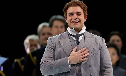 Opernpremiere Eugen Onegin
