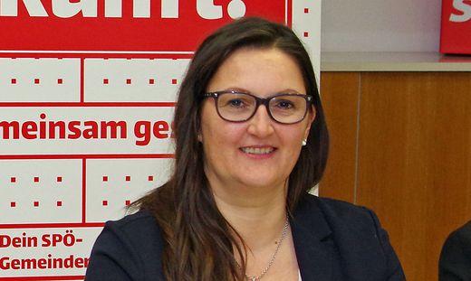 Petra Weberhofer wurde zur Bürgermeisterin von St. Lorenzen gewählt