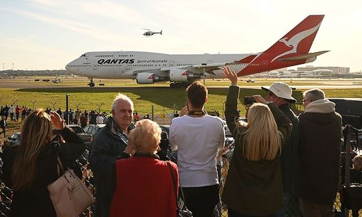 Boeing stellt Produktion von Jumbojet 747 ein - seit 1969 in der Luft