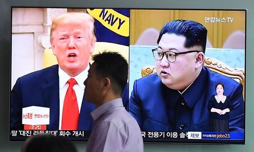 Donald Trump: Fox News bezeichnet ihn und Kim als
