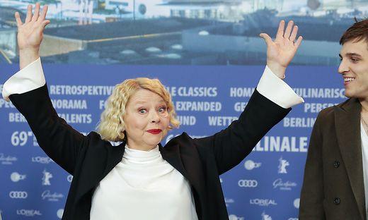 69. Berlinale - 'Der goldene Handschuh'