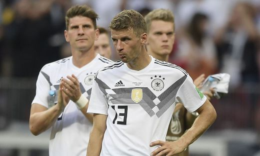Deutschland In Bester Gesellschaft Europäische Weltmeister Scheiden