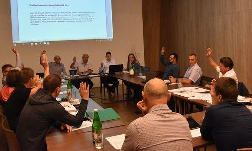 Der Gemeinderat von Großklein befasste sich mit seinem Ex-Vizebürgermeister Josef Kolar