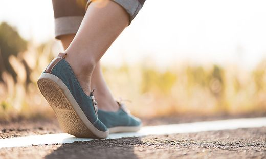 10.000 Schritte pro Tag: Warum eigentlich?