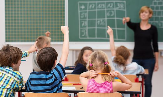 Die Schulgemeinschaft ist für die Entwicklung der Kinder wichtig