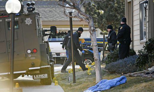 Polizisten in Denver niedergeschossen: Ein Toter, mehrere Verletzte!