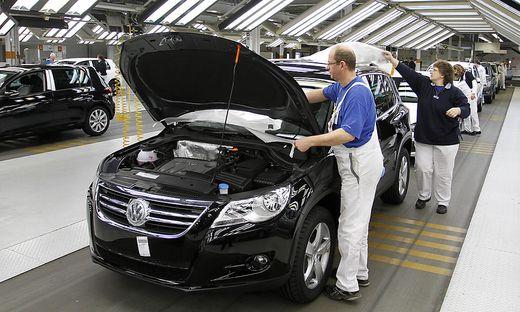 Der VW Tiguan ist einer der Top-Seller des Konzern