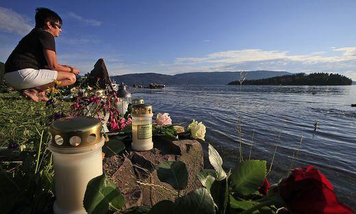 69 vor allem junge Menschen kamen auf der Insel Utöya ums Leben