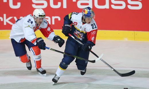 ICE HOCKEY - CHL, RB Muenchen vs Vaexjoe