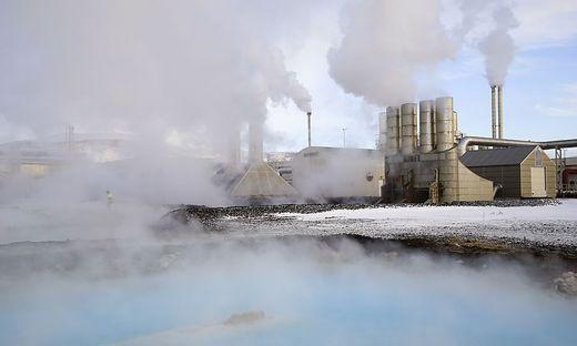 Island hat eine Vielzahl an natürlichen Energiequellen