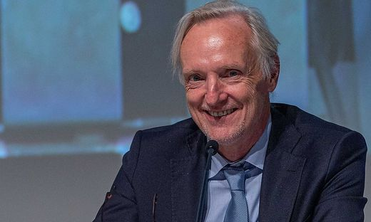 Finanzstadtrat Günter Riegler (ÖVP)