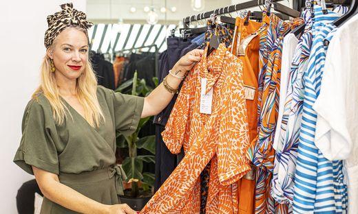 Gina Drewes öffnet in Feldkirchen einen Pop up-Store