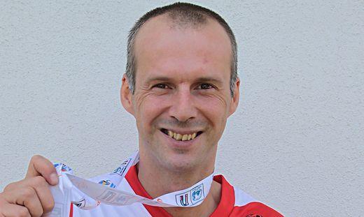 Rollstuhlbasketballer Markus Theißl