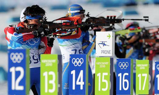 OLYMPIA - Olympische Winterspiele 2010