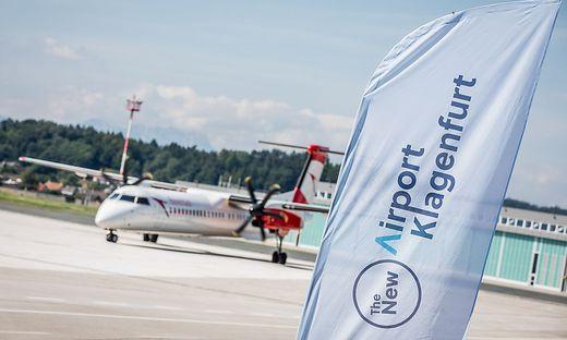 """The new Airport Klagenfurt"" existiert bisher nur als Marke – Strategie soll heute beschlossen werden"