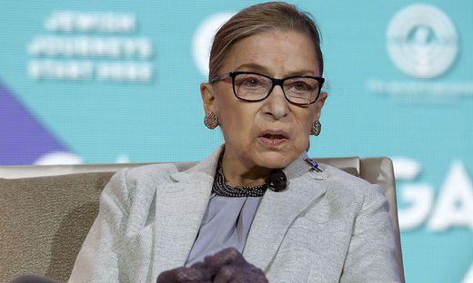 85-jährige US-Supreme-Court-Richterin stürzt schwer