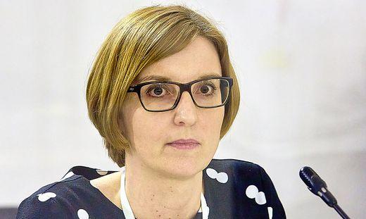 Christina Jilek hat mit ihrem Plädoyer gegen politische Einflussnahme auf Korruptionsermittler Aufsehen erregt