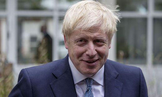 Boris Johnson hofft auf rasche Handelsabkommen nach dem Brexit