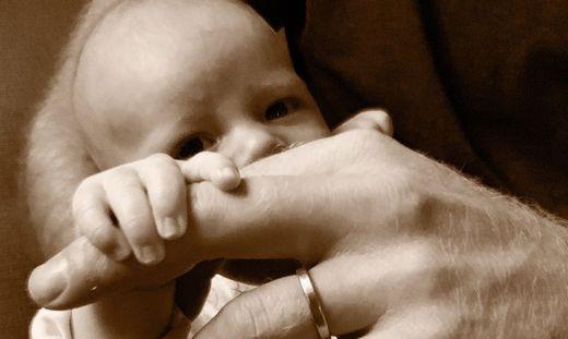 Das jüngste Foto von Baby Archie