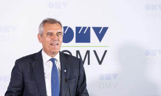 Der scheidende OMV-Chef Rainer Seele