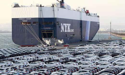Erster Staat einigt sich mit USA bei Stahlzöllen