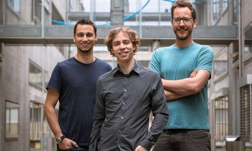 TU Graz,Secure Systems, Team, Grusz,Schwarz,Lipp