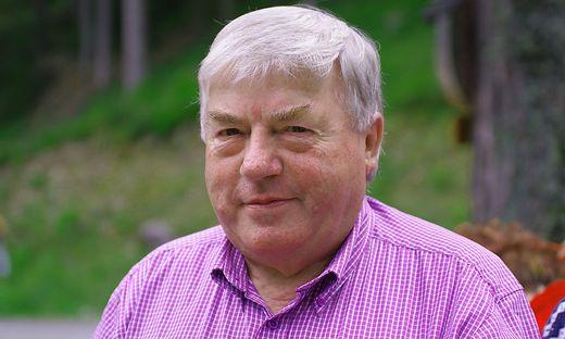 Hans Jobstmann verstab im 77. Lebensjahr