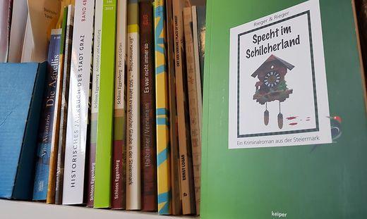 Rieger & Rieger. Specht im Schilderland. Keiper, 212 Seiten, 18,70 Euro.