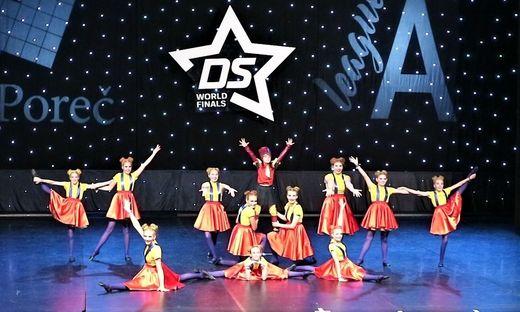 Die Musical & Stage Dance Company holte den Weltmeistertitel