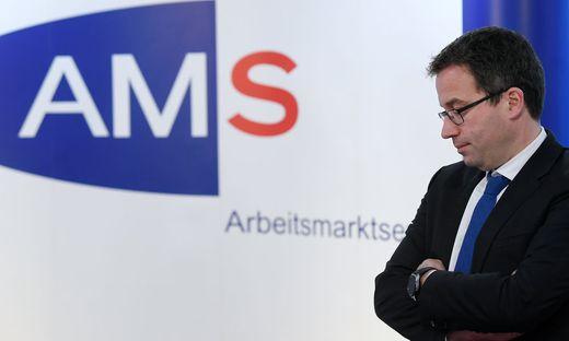 Weiter viel Arbeit für AMS-Chef Johannes Kopf und sein Team