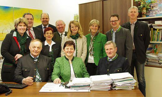 Seit 1990 stellt die Liste Schrittwieser den Bürgermeister in Krieglach