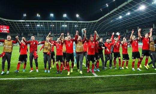 Österreich darf sich vielleicht schon heute über das EM-Ticket freuen