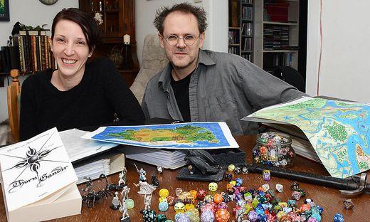 Judith und Heinz Praßl