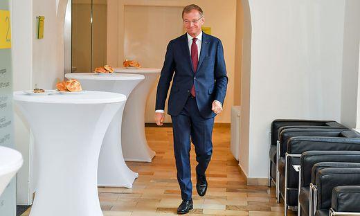 Der oberösterreichische VP-Chef und Landeshauptmann Thomas Stelzer hat sich entschieden: Er will weiter mit der FPÖ regieren.