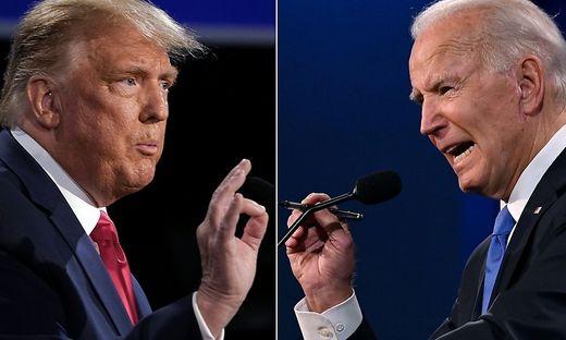 Joe Biden steht vor keinen leichten Aufgaben