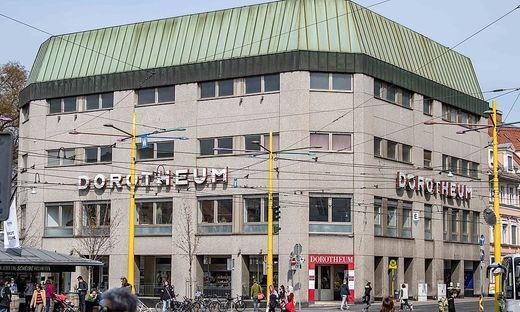 """Die Hotelkette """"Motel One"""" will Ende 2020 im Dorotheum am Jakominiplatz eröffnen"""