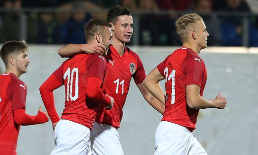 SOCCER - UEFA U21 EURO Quali, AUT vs KOS