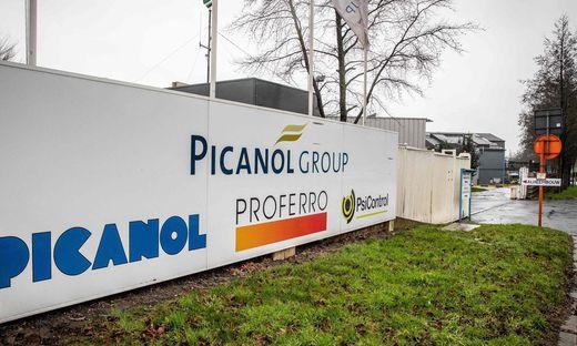 Picanol wurde Opfer eines Cyberangriffs