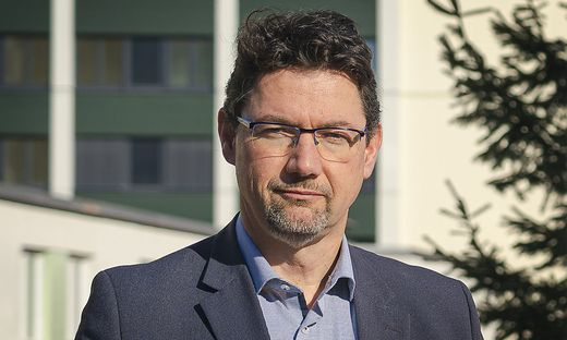 Sandriesser ist auch Präsident des Hospizverbandes in Kärnten