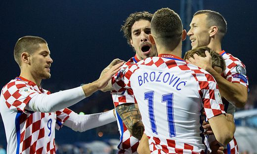 Kroatien und Schweiz auf Kurs