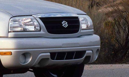 Der Suzuki ist bislang noch nicht gefunden worden (Sujetbild)