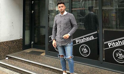 Noch Pita-Haus, bald Chinchin: Inhaber bleibt Mehmet Dikilitas