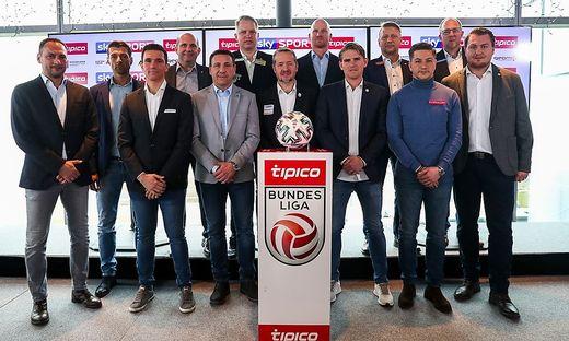Die Bundesliga hat ein Konzept erstellt